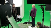 Greenscreen RMV Mainz studio Barbara Borst