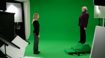 Greenscreen RMV Mainz studio Nadine Petry Barbara Borst