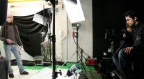 Greenscreen RMV Mainz studio