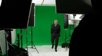 Greenscreen RMV Mainz studio Henry Dahlke